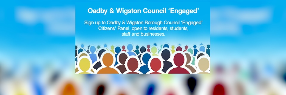 Oadby & Wigston Citizens' Panel