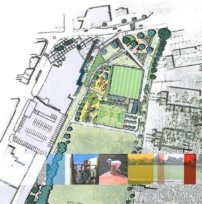 Blaby Road Park Masterplan