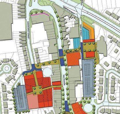 Oadby Town Centre Masterplan