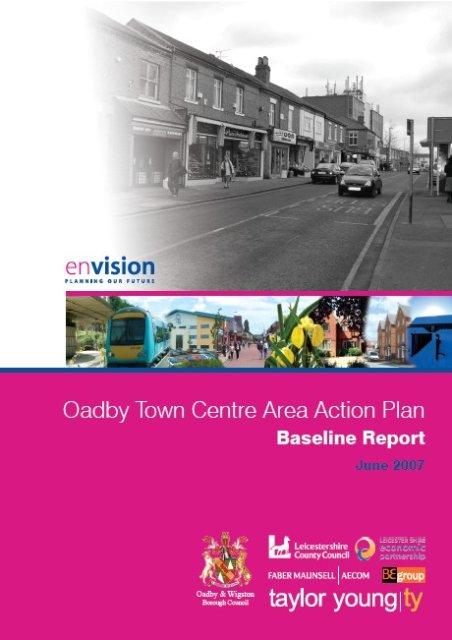 Oadby Town Centre Masterplan Baseline Report