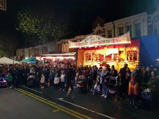 South Wigston Lights 2018