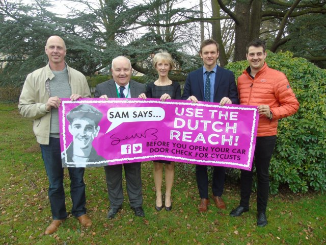 The 'Sam Says' Campaign