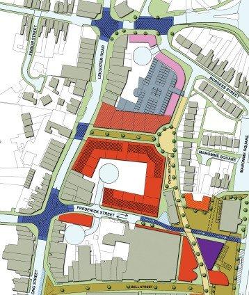 Wigston Town Centre Masterplan