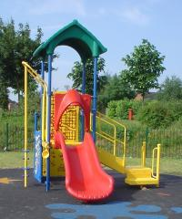Florence wragg way play area