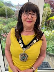 Mayor of Oadby and Wigston, Councillor Lily Kaufman
