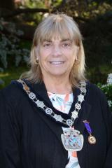 Mayor Lynda Eaton