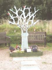 The Memorial Tree at Brocks Hill Country Park